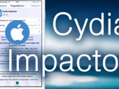 Cydia Impactor iOS