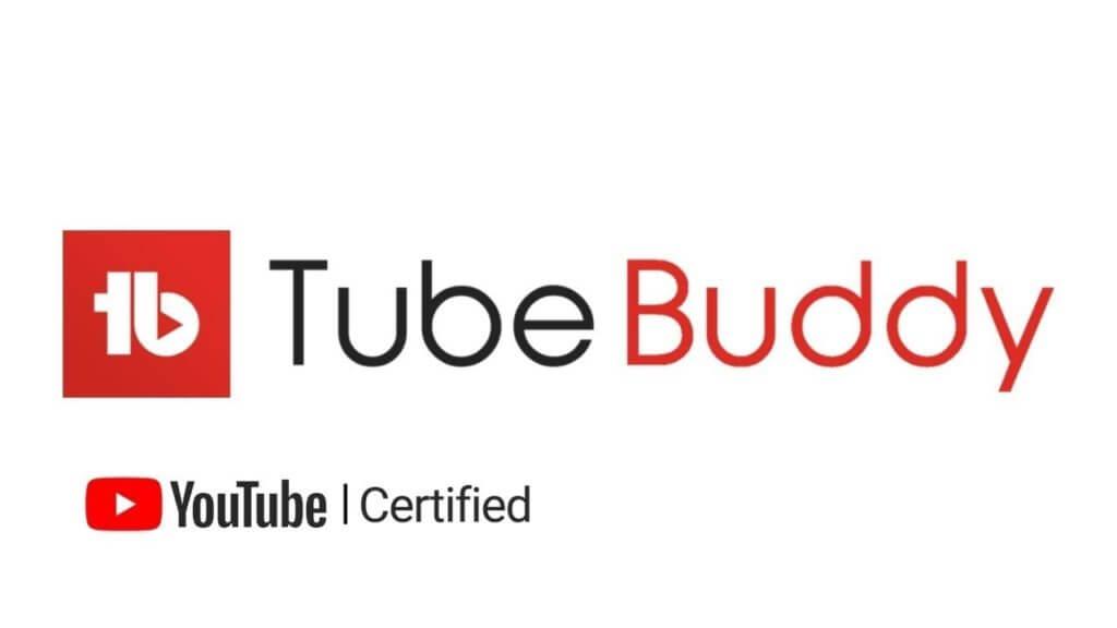 TubeBuddy logo.