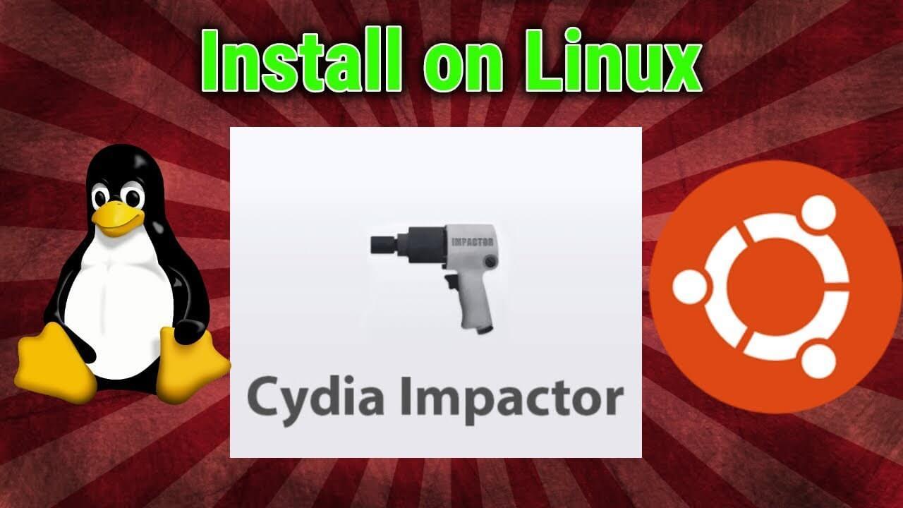 Cydia Impactor Linux