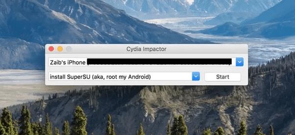 Cydia Impactor Linux - Get Basic Idea (2)