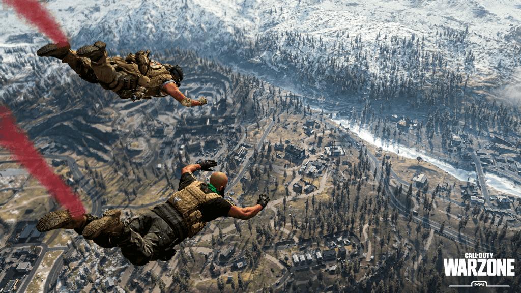Drop off gameplay