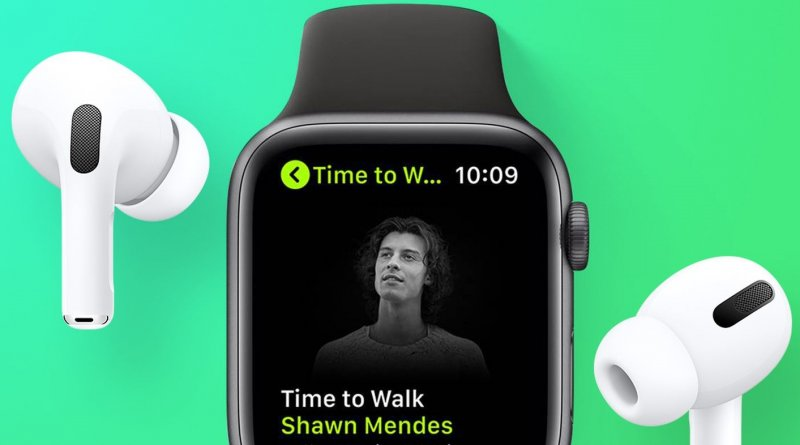 Apple Time to Walk Shawn Mendes