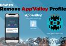 Remove AppValley Profile
