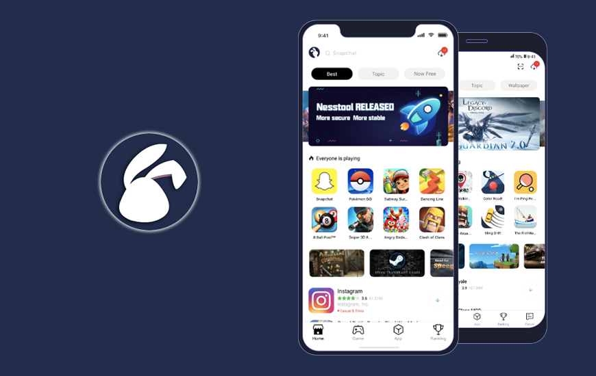 TutuApp for Android and iOS