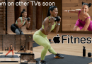 Apple Fitness Plus Stream on Smart TV via AirPlay