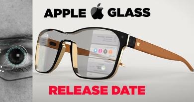 Apple Glass Release Date