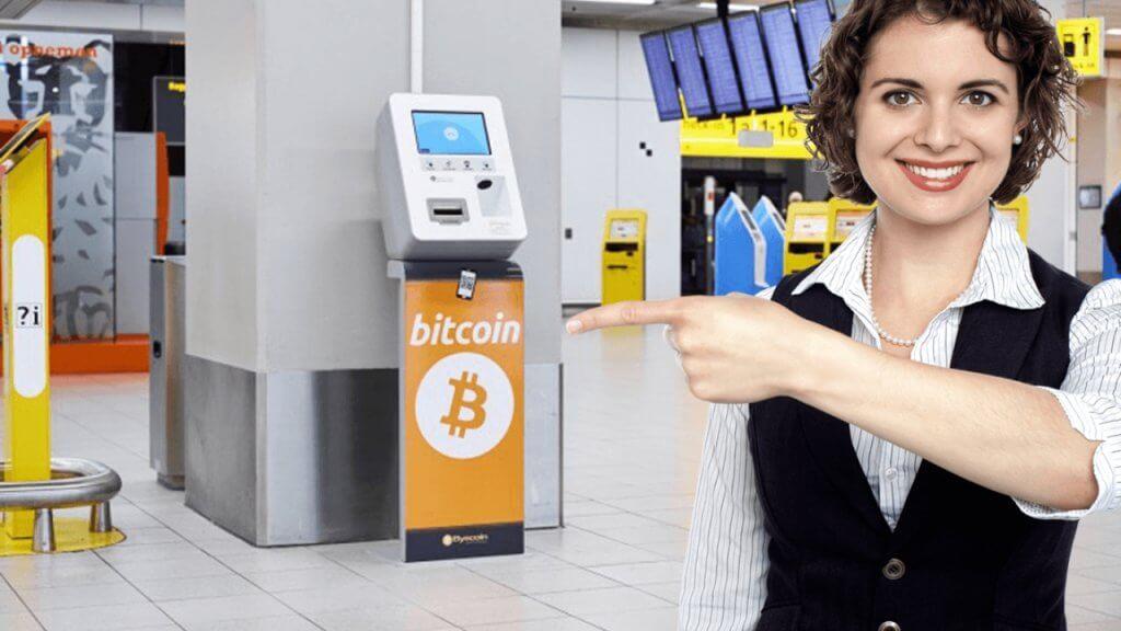 Use Bitcoin ATM