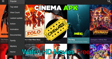 Cinema APK - Cinema HD Movies Free