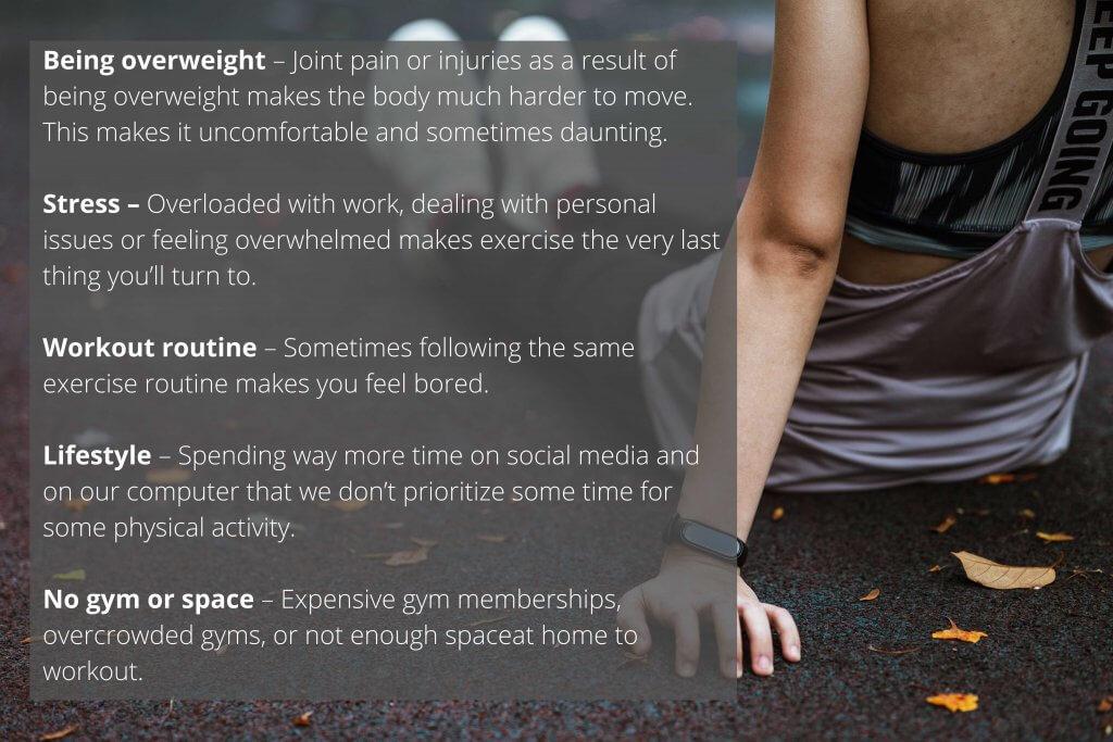Fitness motivation points