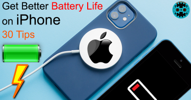 How to Get Better Battery Life on iPhone Get Basic Idea