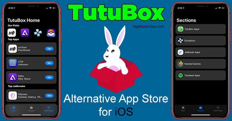 TutuBox iOS