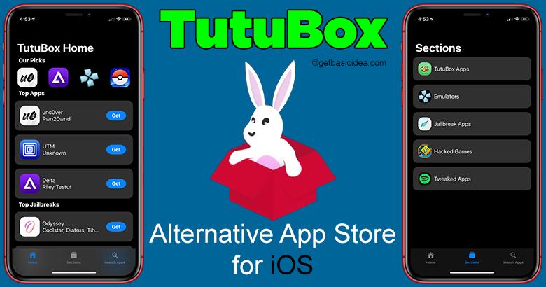 TutuBox iOS