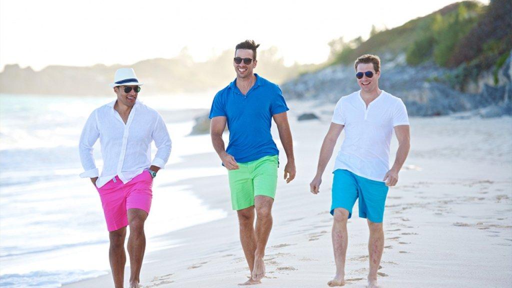 Bermuda shorts for 2021
