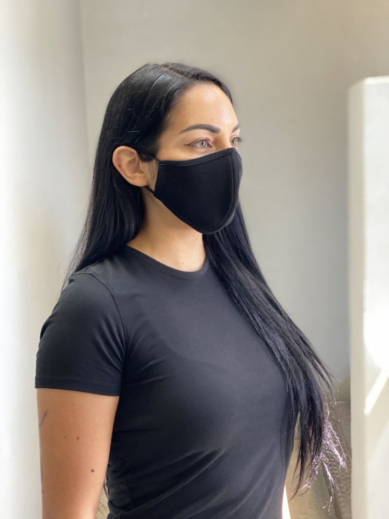 Black Face Mask for your safety and fashion