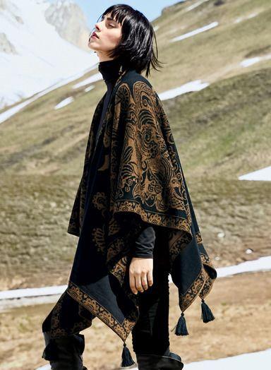 Folk Inspired Coats