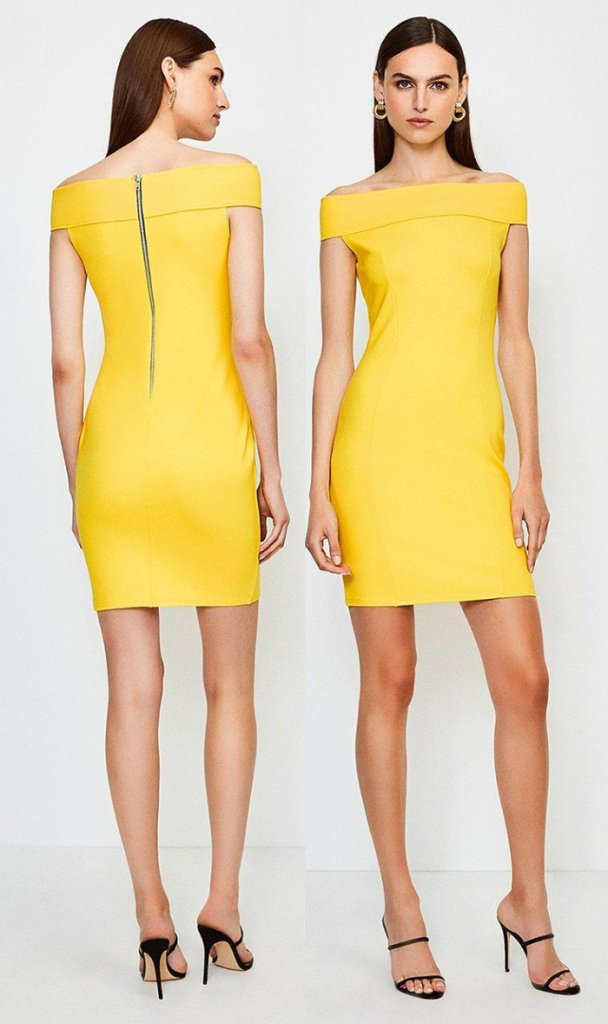 wearable fashion trends 2021 yellow color