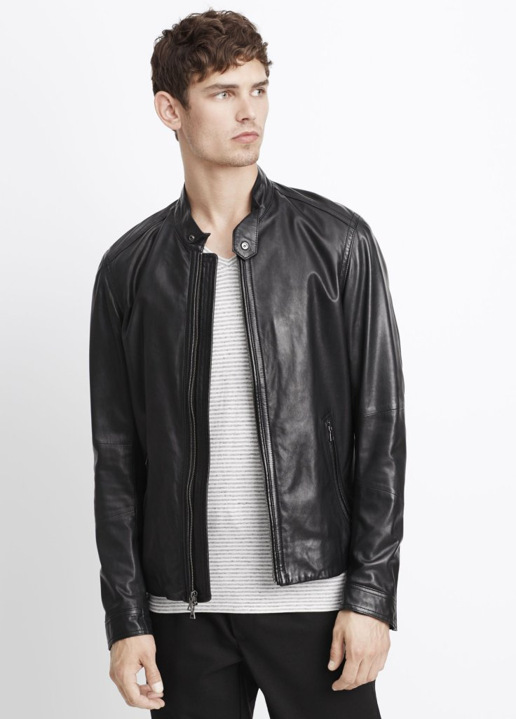 Warm Weather Leather Jackets for 2021