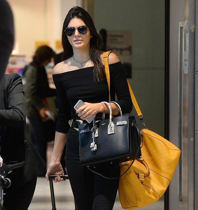 yellow handbag wearable fashion trends 2021
