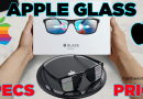 Apple Glass Specs Price and Review | Apple AR Glasses