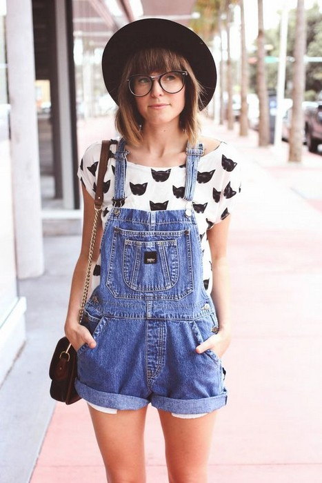 Cute Hipster Girls Fashion