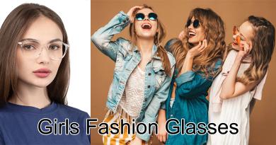 Girls Fashion Glasses