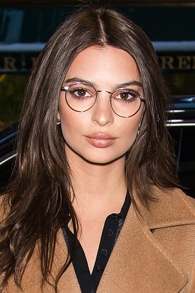 Girls glasses for heart shapes.