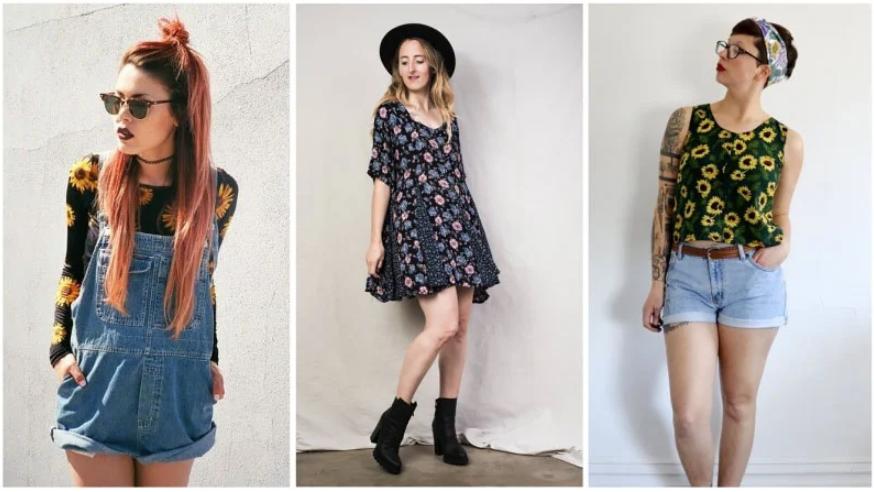 Girls Hipster Fashion