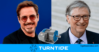 Iron man and Bill gates fund an electric motor company, Turntide