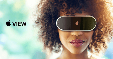 Apple VR enables fingers as 3D controllers Get Basic Idea