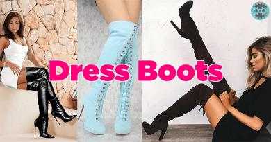 Dress Boots for Women