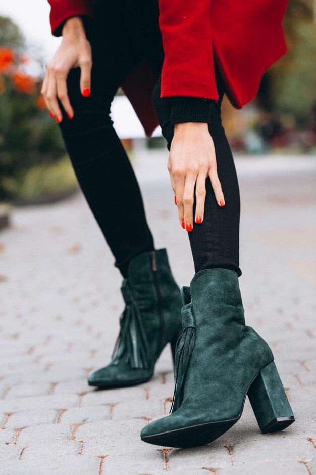 Ankle wear