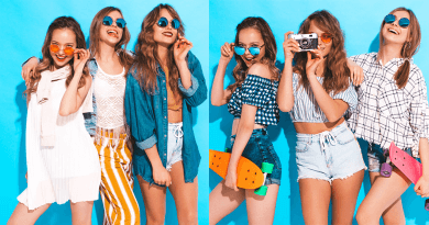 Hipster Girls Fashion