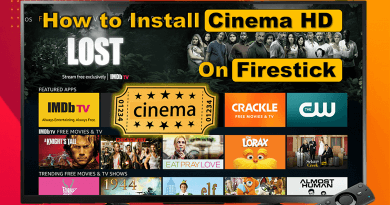 How to Install Cinema HD on Firestick