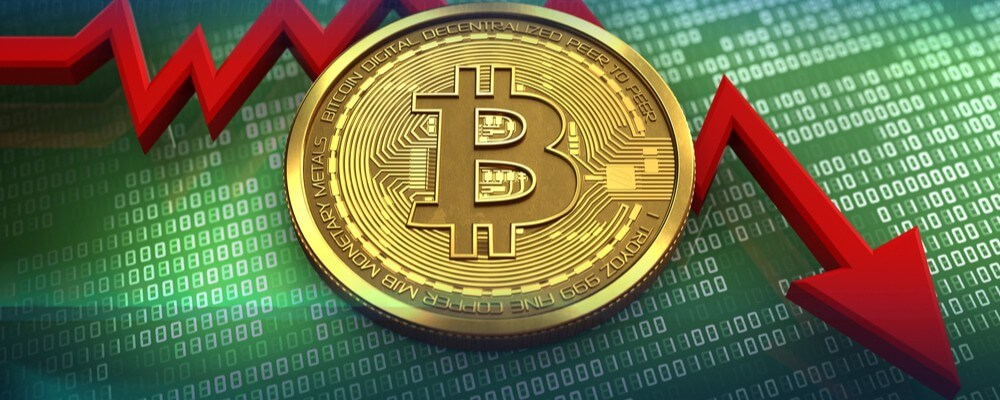 Get benefits from price drop by shorting btc