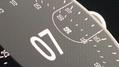 Google Pixel Watch display