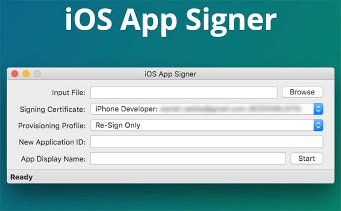iOS App Signer as a Cydia Impactor Alternative