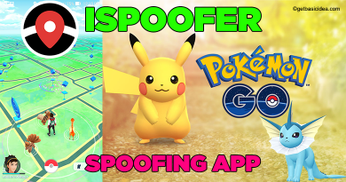 iSpoofer spoofing App for Pokémon Go