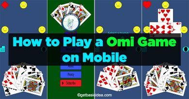 How to Play a Omi Game on Mobile Omi Master