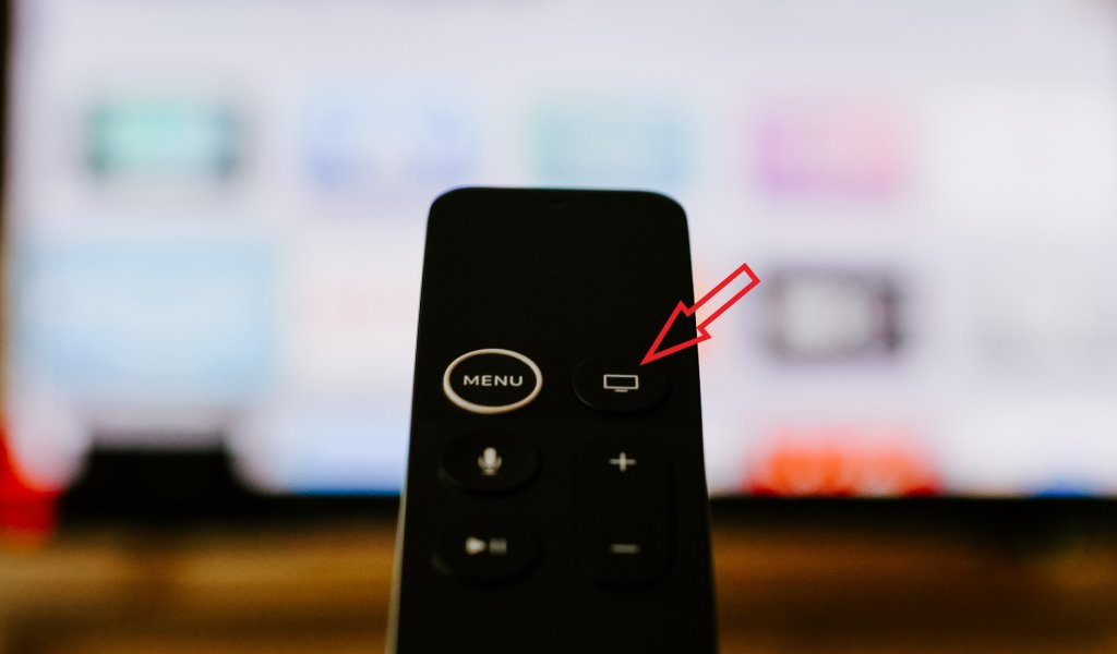 Turn off Apple TV using Home button