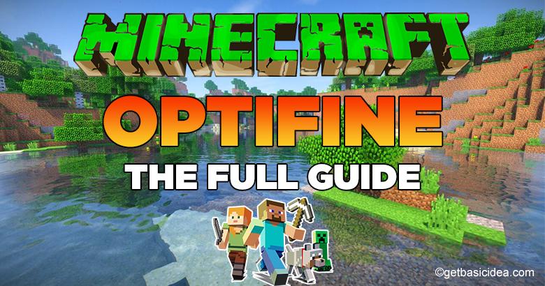 Minecraft OptiFine Mod