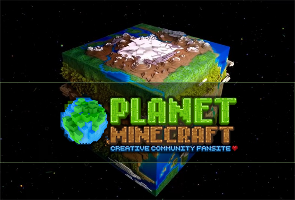 Planet Mineraft creative community fansite