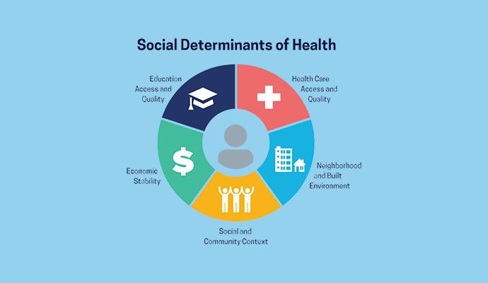 Social Determinants of Health - Social Health