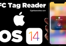 What is NFC tag reader iOS 14