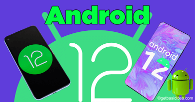Android 12 Beta Version