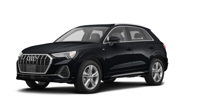 Audi Q3 is the smallest SUV vehicle available in the market.