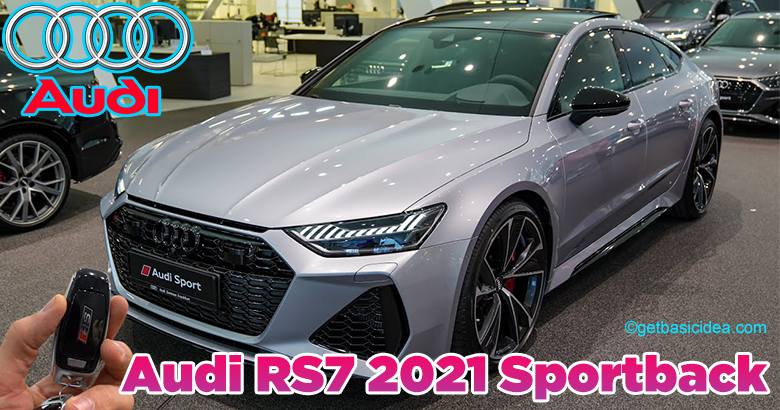 Audi RS7 2021 Sportback Car Review