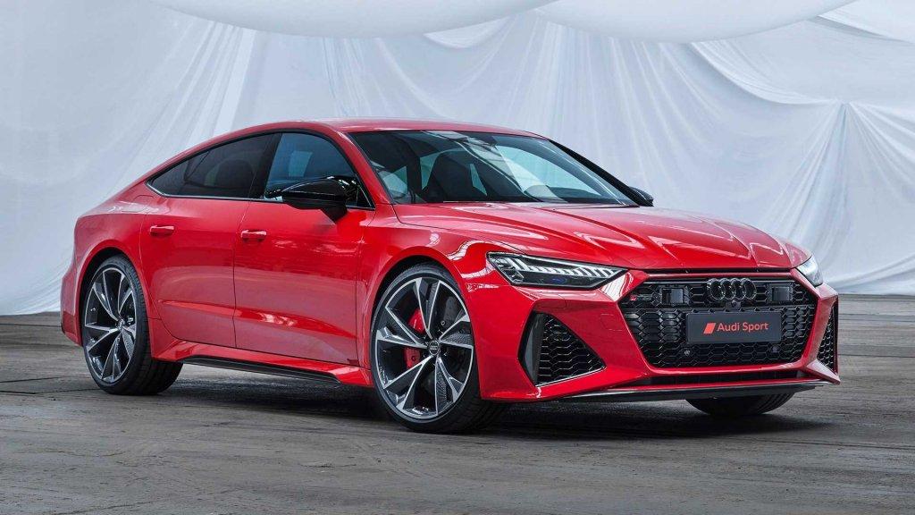 Audi RS7 2021 Sportback Review