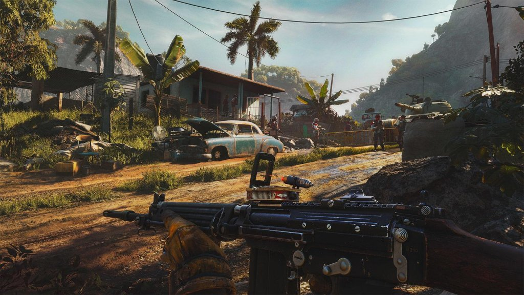 Open world - Far Cry 6