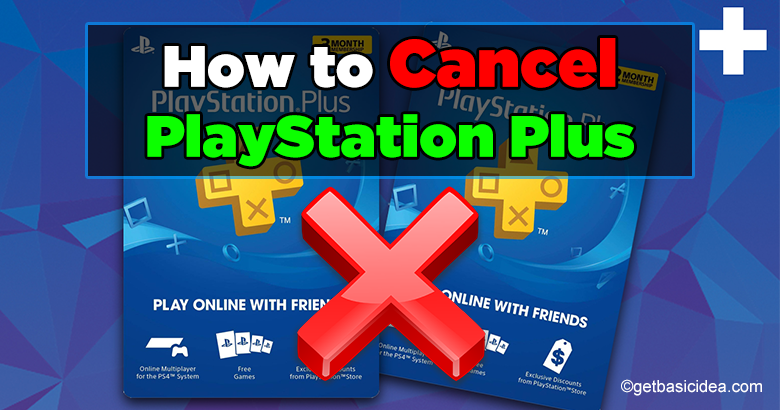 How to Cancel PlayStation Plus Subscription