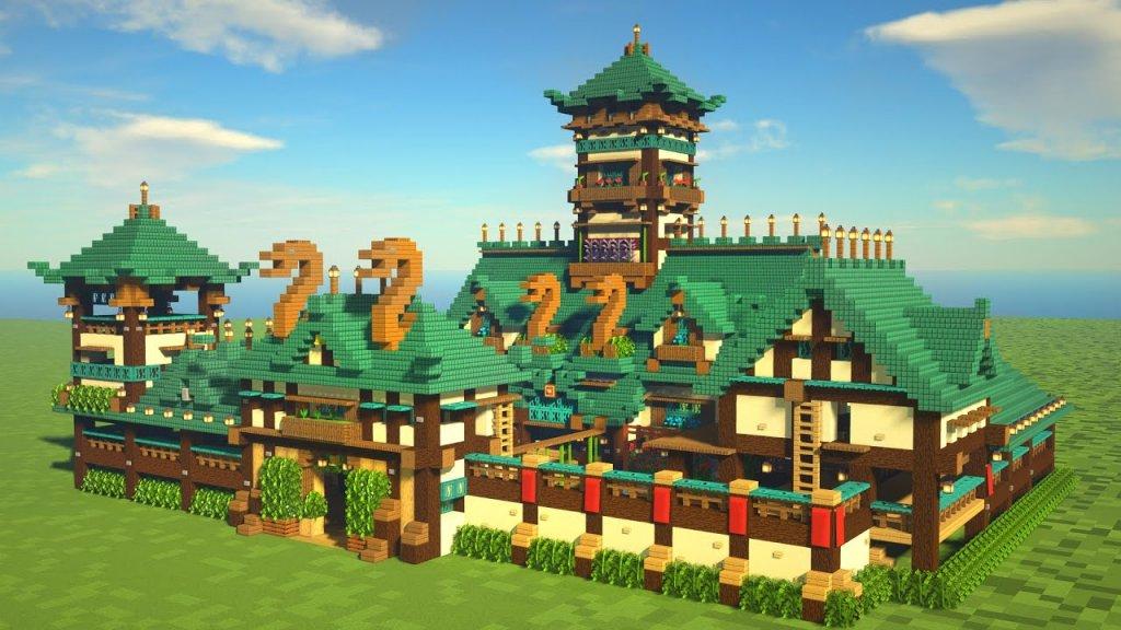 Mesmerizing Japanese castle